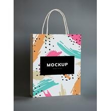 Paper Bag /  Shopping Bag /  Goodie Bag Jakarta - Desain Full Color bahan tebal dan berkualitas