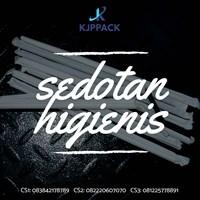 Sedotan Plastik Ujung runcing dan tumpul - Sedotan Bubble / Sedotan Higenis / Sedotan Fleksible