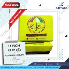 Aneka Ragam  Kemasan Dine in dan Take Away - Street Food Packaging - Food Festival Packaging