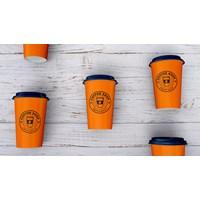 Cetak Paper Cup Starbuck - High Quality - desain Menarik - Eco Friendly