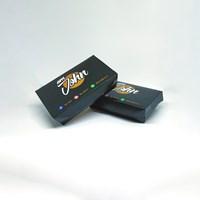 Box Roti John - kotak Box Roti Bakar Cetak Logo dan tulisan full color