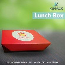 Cetak Kotak Nasi Kota Bandung - Lunch Box Takeaway Kota Bandung