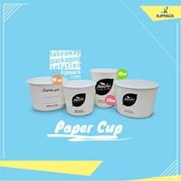 Sablon Paper Bowl Untuk Aneka Soup dan makanan berkuah Kota Semaranng