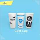 Paper Cup Susu Premium high quality / Cold Cup / Hot cup paper Kota Jogja 1