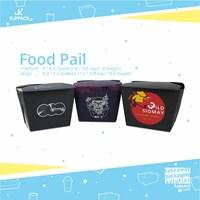 Medium foodpail - cetak kemasan makanan unik untuk takeaway