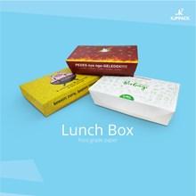 Kemasan Ayam Geprek - Cetak Lunch Box Foodgrade - Desain Bebas tidak terbatas