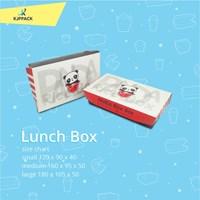 jual kemasan lunch box kotak nasi higenis pengganti sterofoam