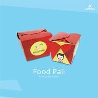 Chinese Box / Food Pail / Rice Box Kemasan Pacakaging Unik Masa Kini