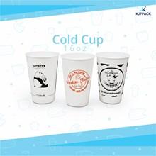 Cetak Kemasan Paper Cup Cold Cup 16 oz