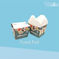 Foodpail / Ricebox harga grosir - kemasan serbaguna untuk aneka makanan