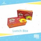 Cetak kemasan makanan / Packaging makanan Lunch Box berbagai ukuran 1