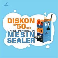 Diskon mesin sealer cup manual merk maestro Kota Semarang
