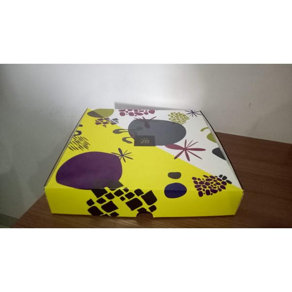 Pizza Box - Cetak Kemasan Pizza Full warna TERMURAH