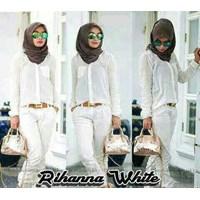 Pakaian Wanita (Rihana White)