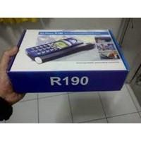 Telepon Satelit Byru R190 Produk Lokal (Spesifikasi Dan Harga)
