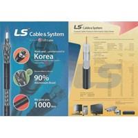 Jual Rg-6 Ls Coaxial Cable ( Cctv Cable )