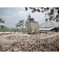 Batu Kapur (Caco3 & Cao) Gravel / Powder - Mineral Stone