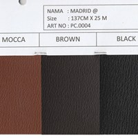 Kulit PVC Madrid