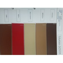 Tirana Gosok Suede PVC Leather