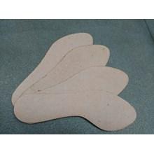 TEKSON bahan INSOLE BOARD Sepatu Sandal