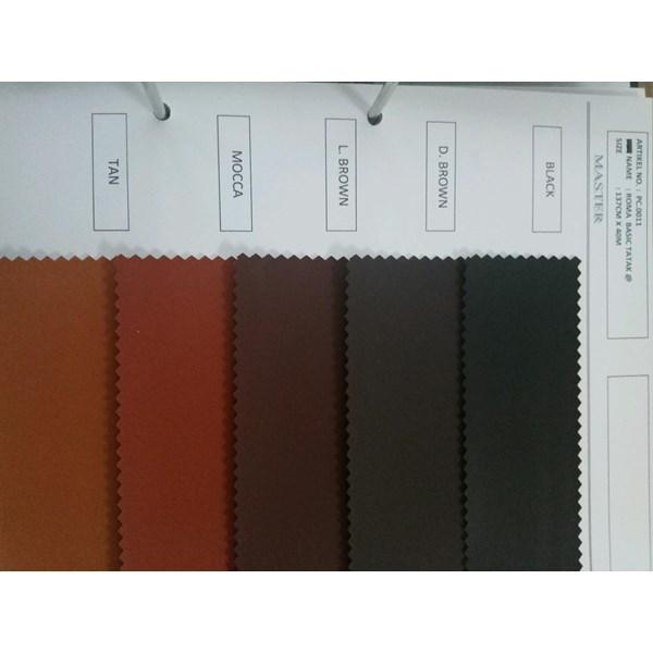 Kulit PVC Roma Basic Tatak