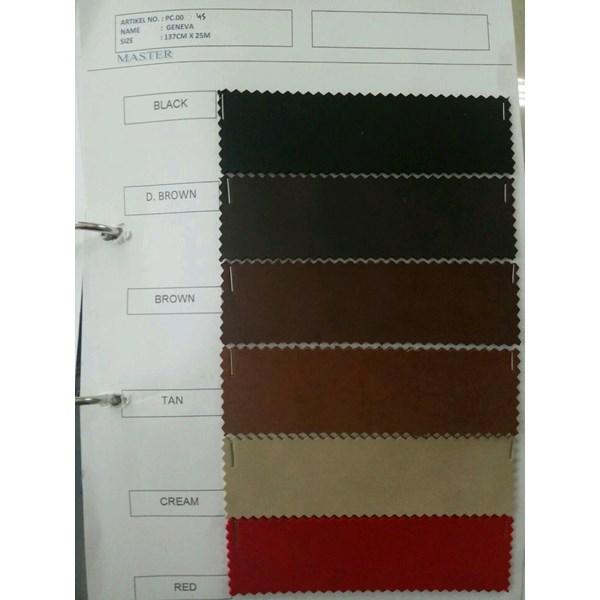 PVC Leather Geneva