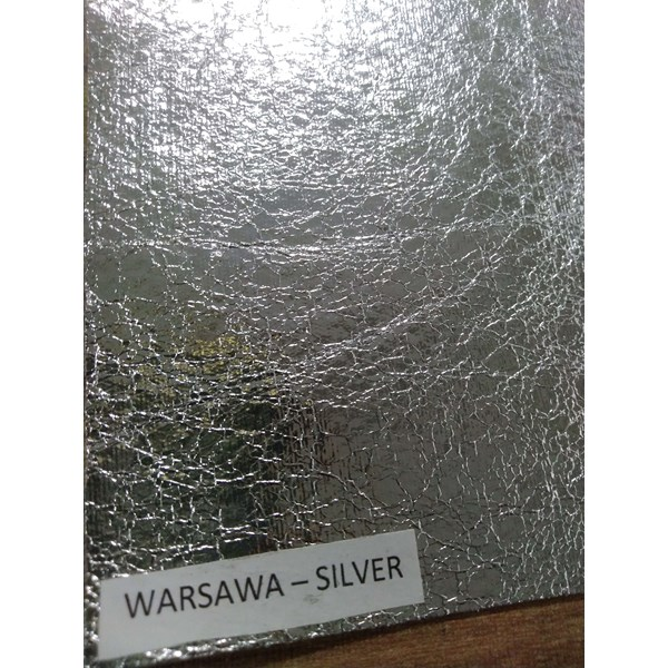 WARSAWA PVC LEATHER