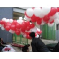 Jual Pelepasan Balon Gas helium