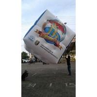 Jual Balon udara promosi event seri Xl