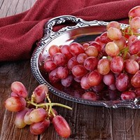 Jual Buah Segar Anggur Merah Red Globe Distributor Grosir Supplier Agen Buah Import