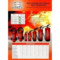 Distributor Alat Pemadam Kebakaran Hooseki 3