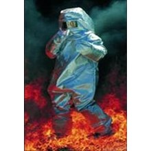 JAKET TAHAN API ALUMINIZED (FIRE SUIT ALUMINIZED)