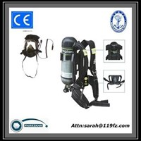 SCBA - BREATHING APPARATUS