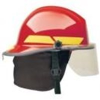 Dari HELM Safety PEMADAM ( FIRE HELMET ) 3