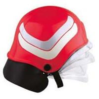 Jual HELM Safety PEMADAM ( FIRE HELMET )
