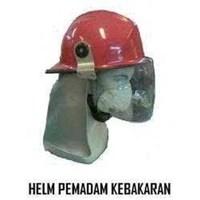 Dari HELM Safety PEMADAM ( FIRE HELMET ) 1