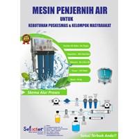 Puffer (Air Payau)- Penjernih Air(Water Purifier)