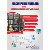 Puffer Hybrid (Water Purifier-Penjernih Air)