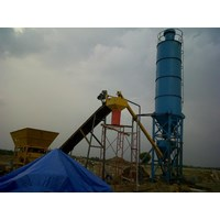 "Jual Batching Plant Dry Tdm-20-30 M3"" Efficiensi Sistem 1 Silo"