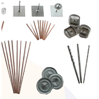 Insulation Pins For CD Welding