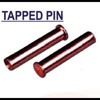 Tapped Pin