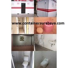 Toilet Container Box