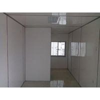 Distributor Container Office Murah for Security Post extra Toilet 3