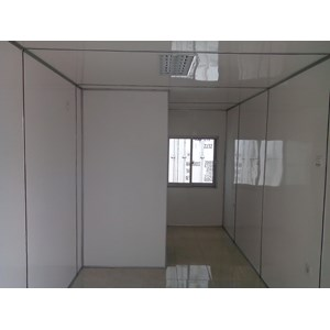 Dari Container Office Murah for Security Post extra Toilet 2