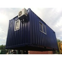 Jual Container Office Murah for Laboratorium 2