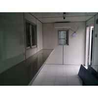 Beli Container Office Murah for Laboratorium 4