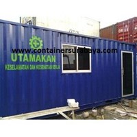 Container Office Murah for Laboratorium 1