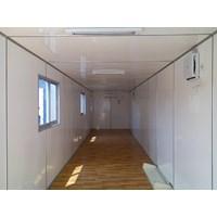 Beli Container Office Murah dengan rangka Galvalum 4
