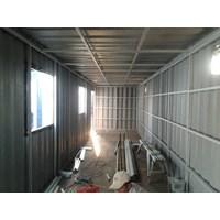 Jual Container Office Murah dengan rangka Galvalum 2