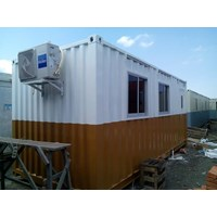 Distributor Box Container Office 20' 3